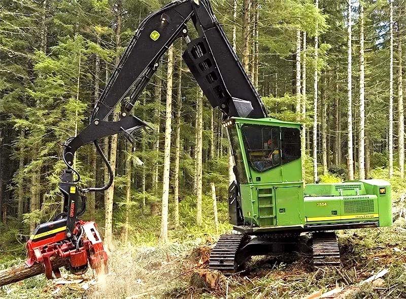 Дизельное топливо для лесозаготовительной техники