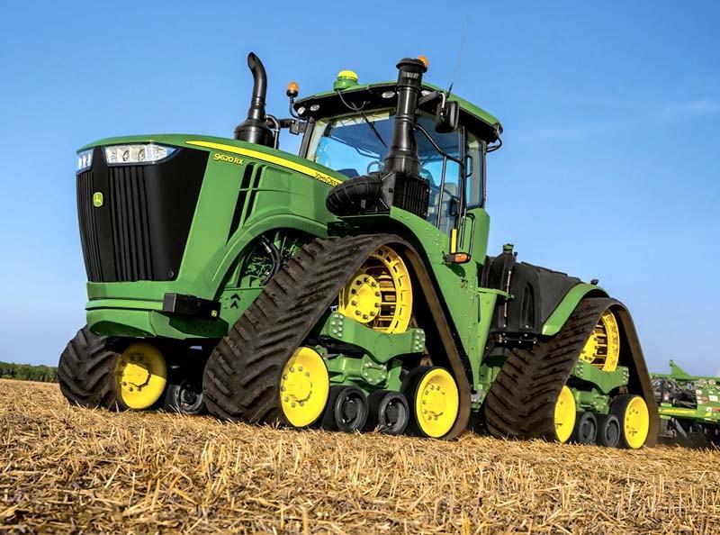 Дизельное топливо для трактора в Голд Бренд