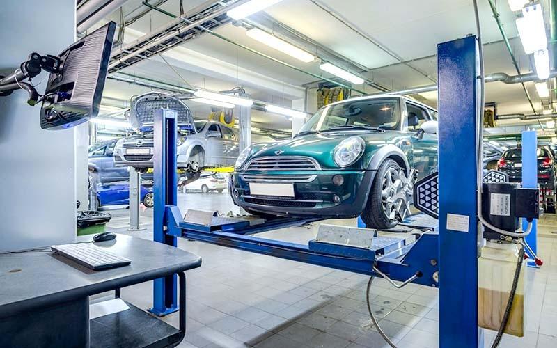 дизельное топливо для автомастерских