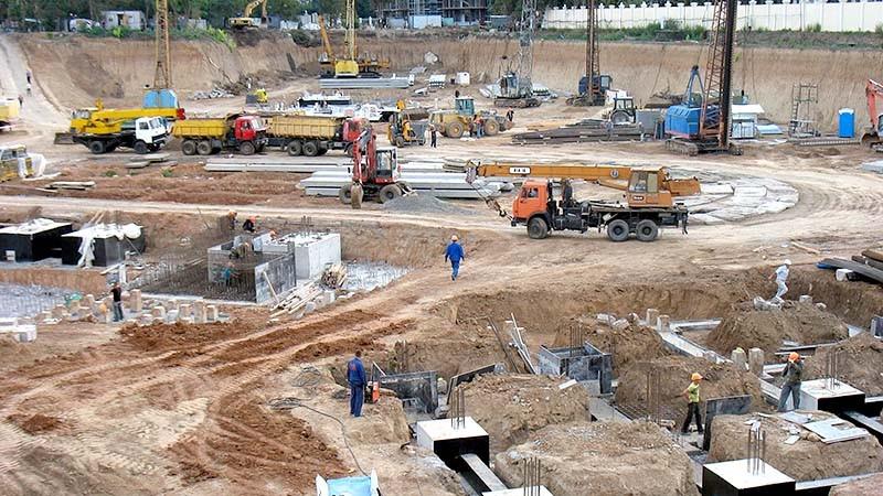 Дизельное топливо для строительных площадок в Голд Бренд