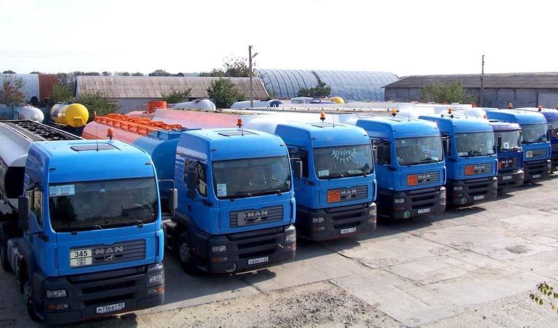 Дизельное топливо для дорожных компаний в Голд Бренд