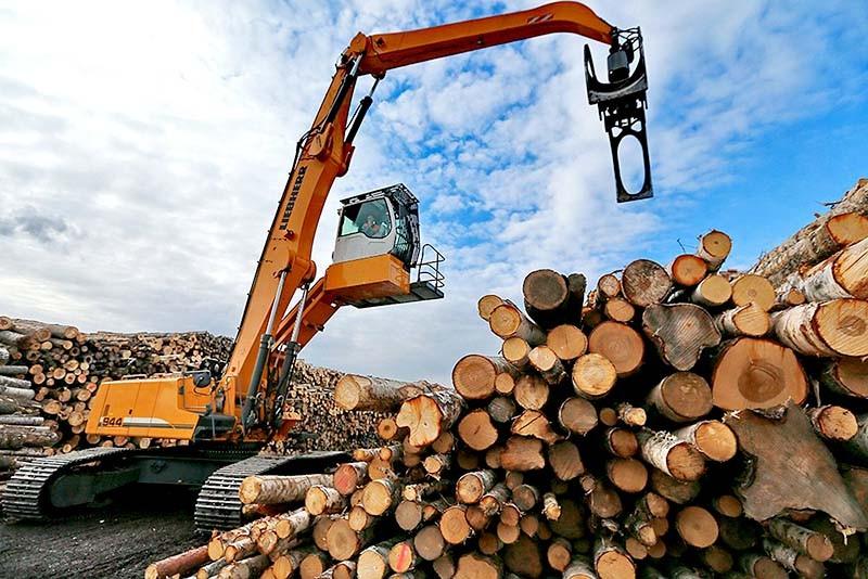 поставки ДТ для лесопромышленных предприятий