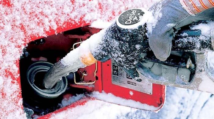 виды арктического топлива