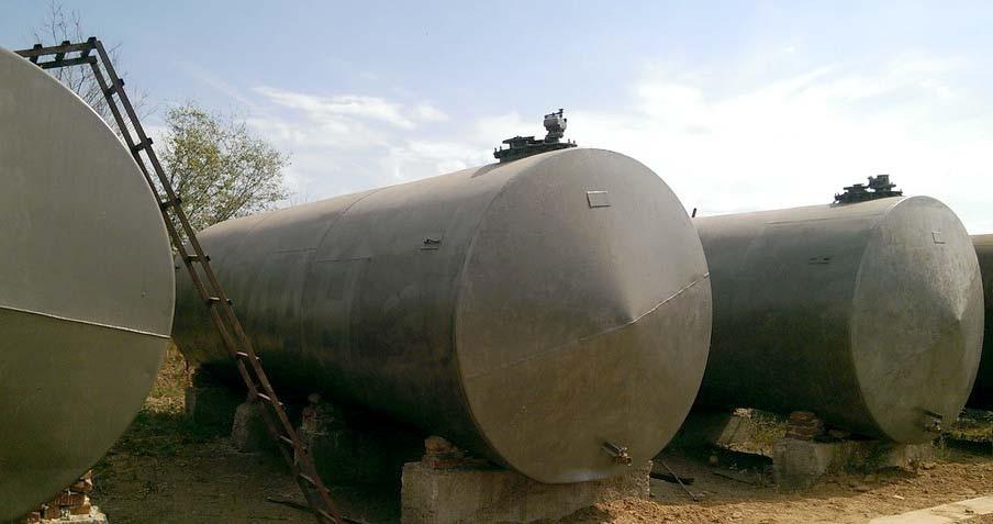 Продажа резервуаров для нефтепродуктов в Голд Бренд